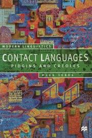 Contact Languages by Mark Sebba image