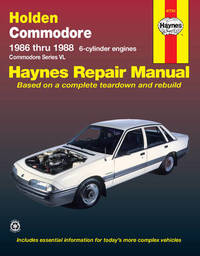 Holden Commodore (86 - 88) by Tim Imhoff