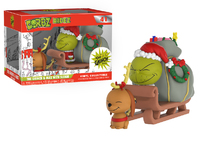 Dr. Seuss: The Grinch & Max - Dorbz Ridez Vinyl Figure