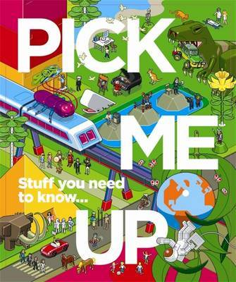 Pick Me Up Put Me Down by Jeremy Leslie