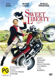 Sweet Liberty on DVD