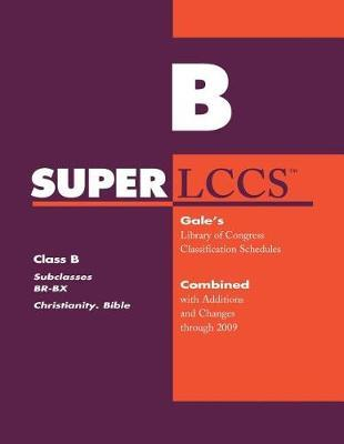 SUPERLCCS 09
