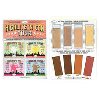 The Balm - Highlite N Con Tour Palette