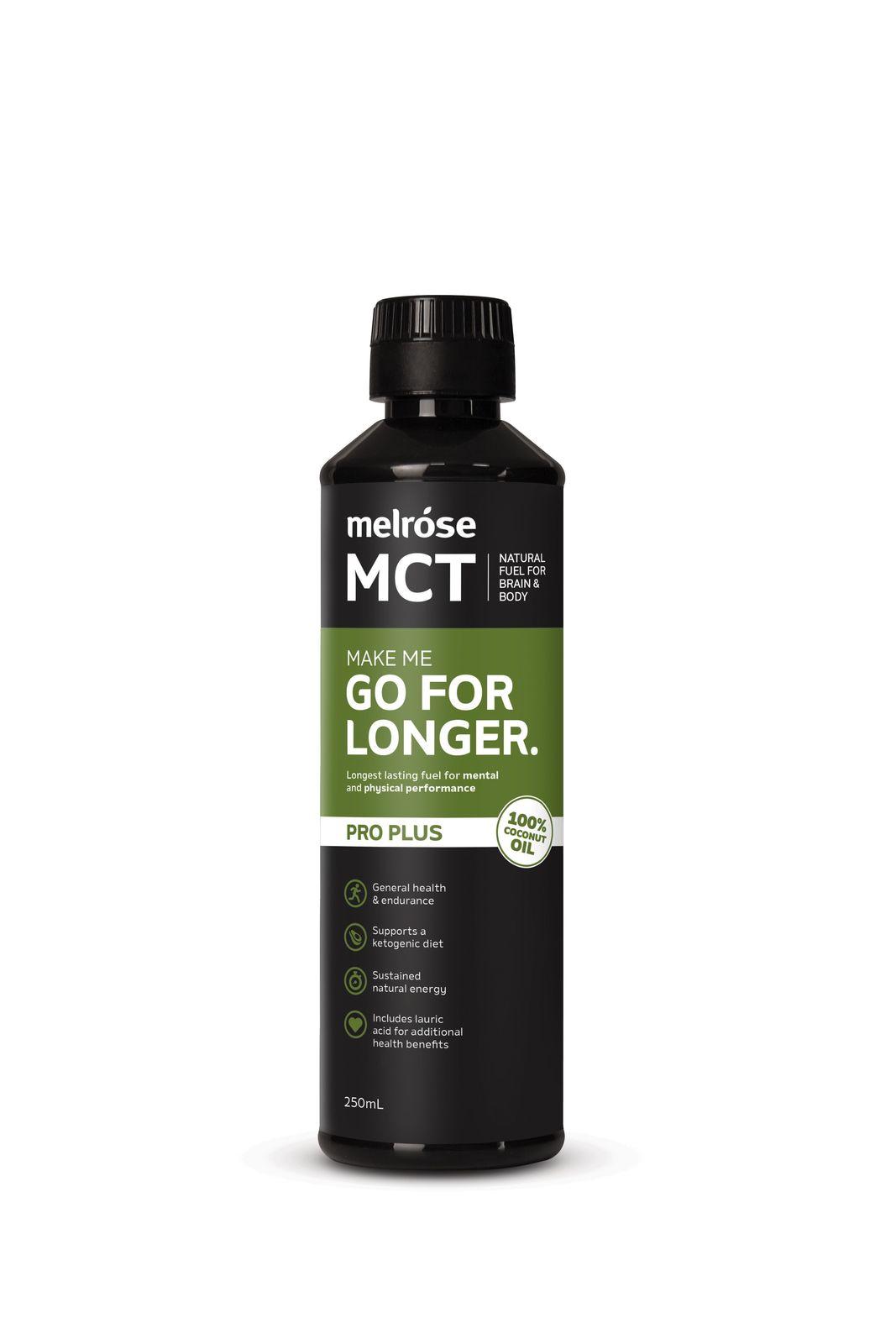 Melrose Pro Plus MCT Oil (250ml) image