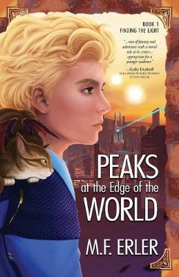 Peaks at the Edge of the World by M F Erler image