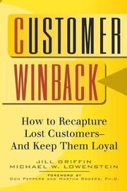 Customer Winback by Jill Griffin image