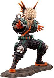 My Hero Academia ARTFX J: 1/8 Katsuki Bakugo - PVC Figure image