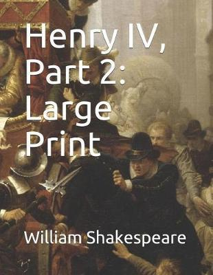 Henry IV, Part 2 by William Shakespeare image