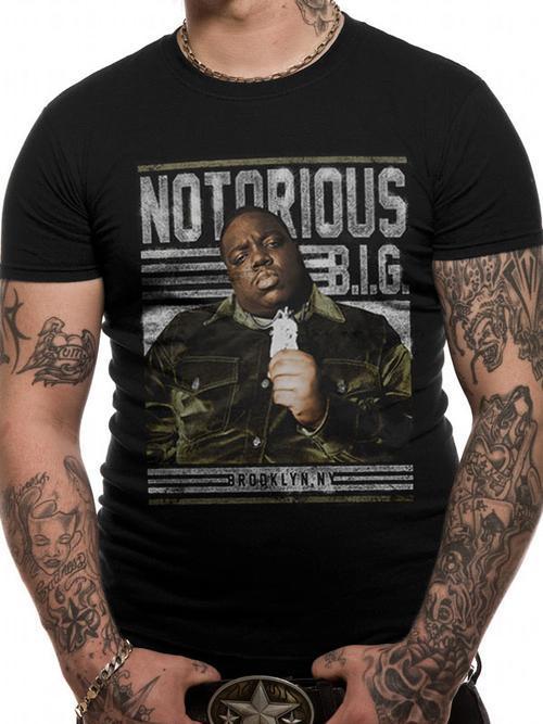Notorious B.I.G Chain Tee - Medium