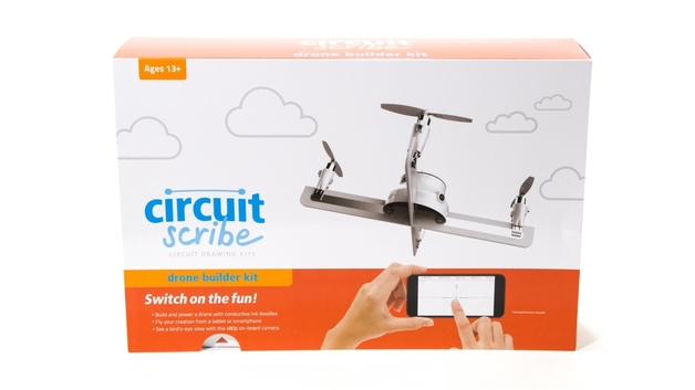 Circuit Scribe: Drone Builder Kit