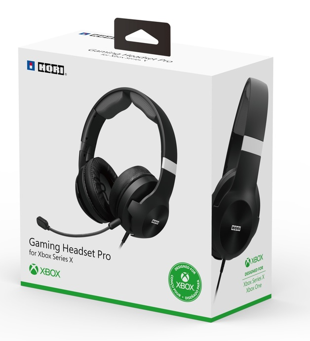 Xbox Gaming Headset Pro by Hori for PC, Xbox Series X, Xbox One