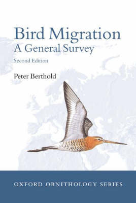 Bird Migration: A General Survey by P. Berthold image