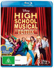 High School Musical Remix on Blu-ray
