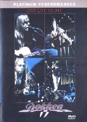 Dokken - One Live Night on DVD