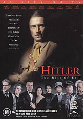 Hitler The Rise of Evil on DVD