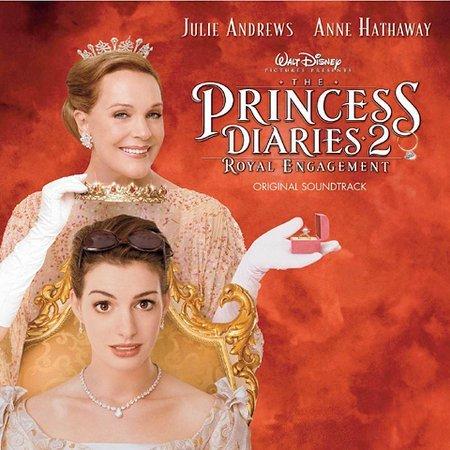 The Princess Diaries 2 by Original Soundtrack