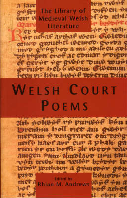 Welsh Court Poems by Rhian M. Andrews