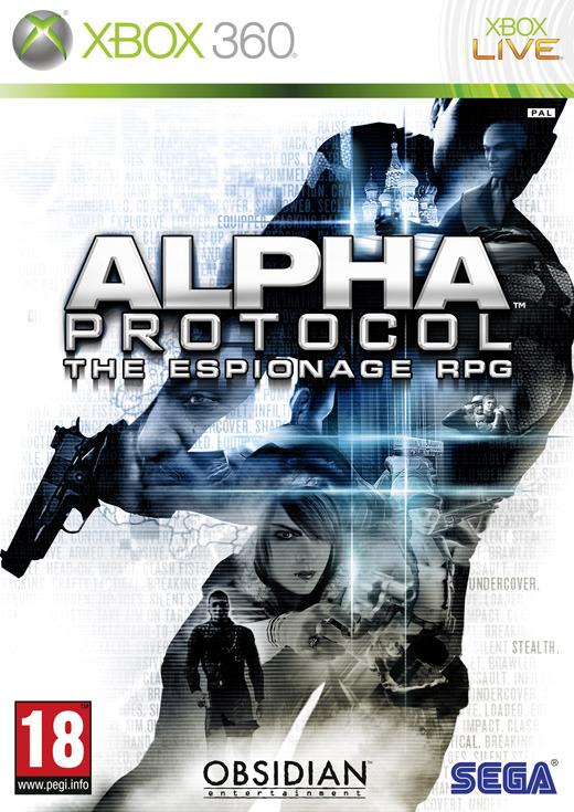 Alpha Protocol for Xbox 360
