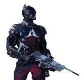 Batman Arkham Knight Statue