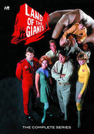 Land Of The Giants The Complete Series by Irwin Allen image