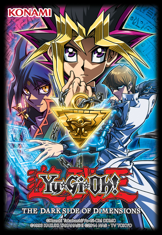 Yu-Gi-Oh! Dark Side of Dimensions Card Sleeves