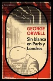 Sin Blanca En Paris y Londres by George Orwell image