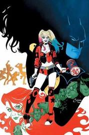 Harley Quinn The Rebirth Deluxe Edition Book 1 by Amanda Conner