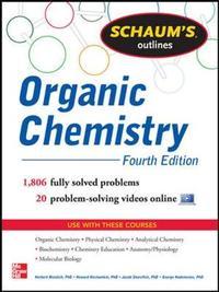 Schaum's Outline of Organic Chemistry by Herbert Meislich