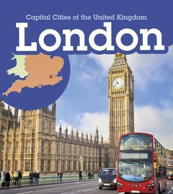 Capital Cities of the United Kingdom Pack A of 4 by Chris Oxlade