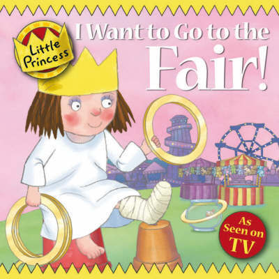 I Want to Go to the Fair! by Tony Ross image