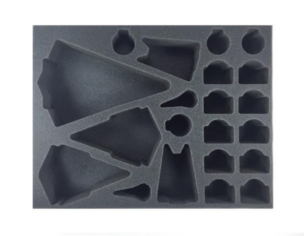 Battle Foam: Star Wars: Armada Wave 2 - Imperial Foam Tray (BFL-2.5) image