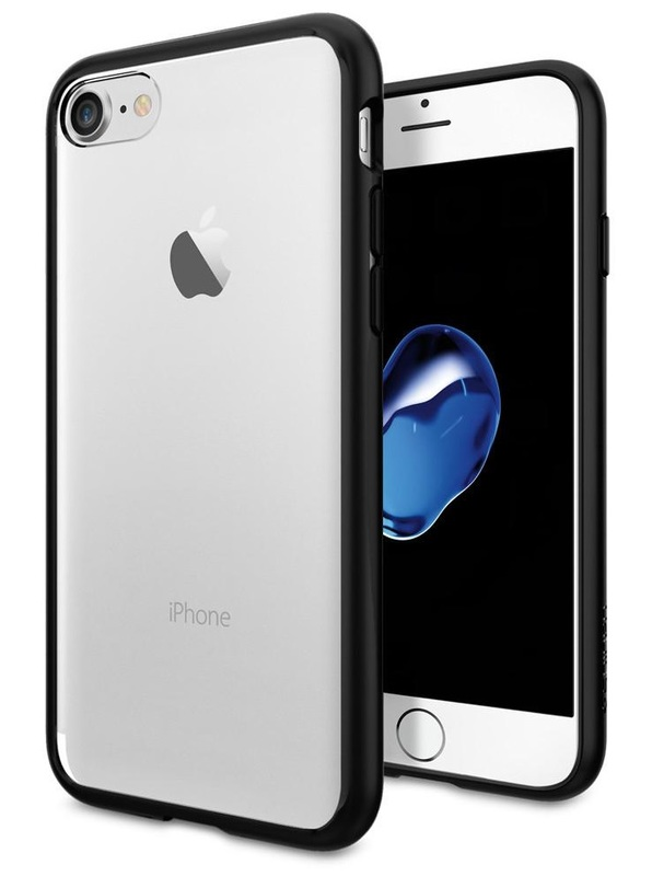 Spigen: iPhone 7 - Ultra Hybrid Case (Black)