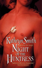 Night of the Huntress (Brotherhood of the Blood #2) by Kathryn Smith