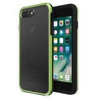 LifeProof Slam Case for iPhone 7 Plus/8 Plus - Lime Black