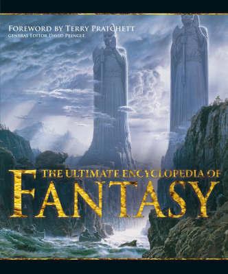 The Ultimate Encyclopedia of Fantasy by David Pringle image