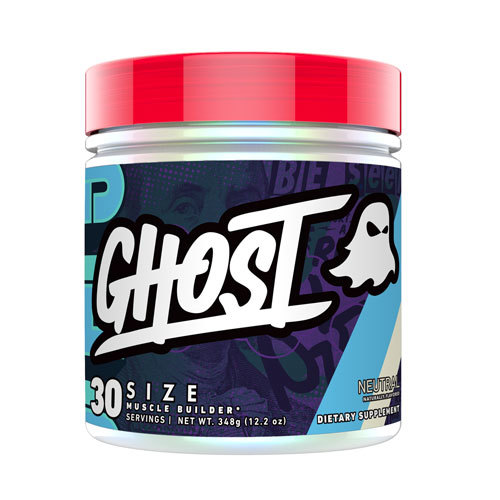 Ghost Lifestyle Size Creatine - Unflavoured (30 Serves)