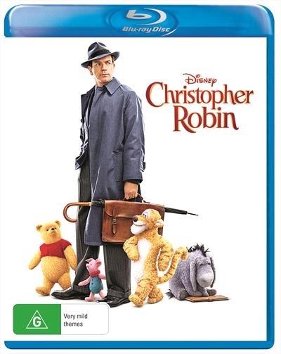 Christopher Robin on Blu-ray