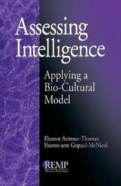 Assessing Intelligence by Eleanor Armour-Thomas