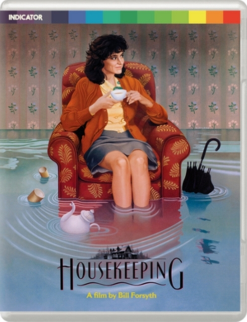 Housekeeping on DVD, Blu-ray