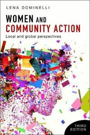 Women and Community Action by Lena Dominelli image
