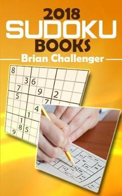 2018 Sudoku Book by Brian Challenger