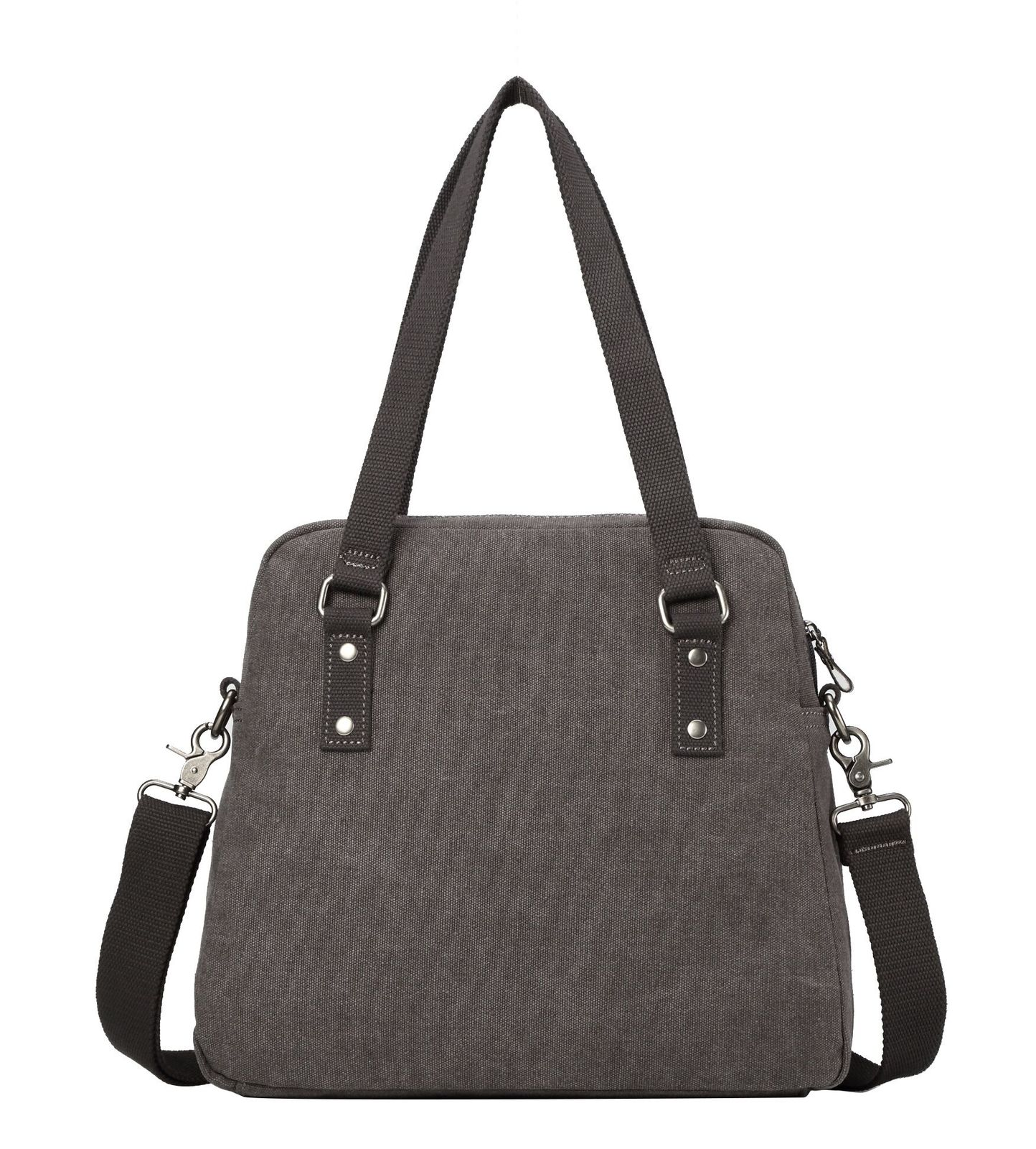 Troop London: Metro Shoulder Bag - Black image