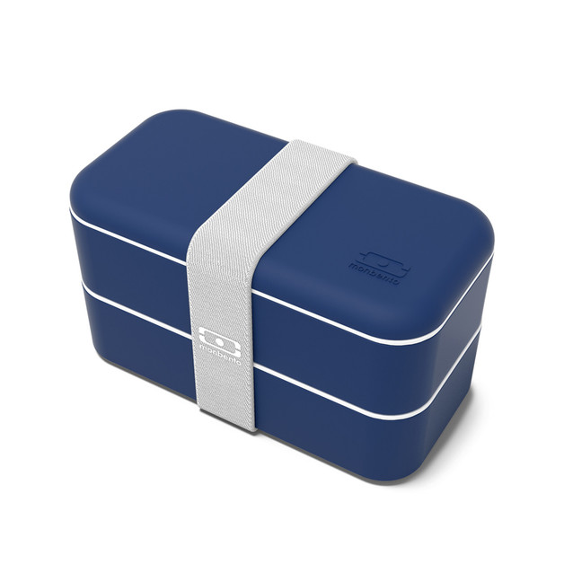 Monbento: Original Lunch Box (Navy)