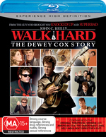 Walk Hard - The Dewey Cox Story on Blu-ray