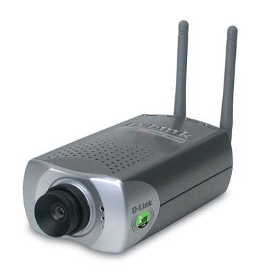 D-Link Securicam Network Wireless Internet Camera  DCS-3220G
