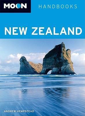 Moon New Zealand by Andrew Hempstead