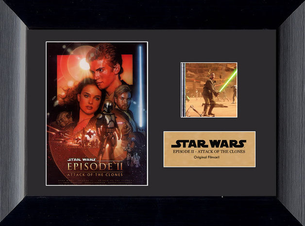 FilmCells: Mini-Cell Frame - Star Wars: Episode II (Attack Of The Clones)