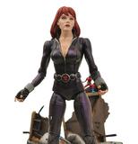 "Marvel Select Black Widow 7"" Action Figure"