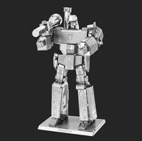 Transformers - Megatron Metal Earth Model Kit