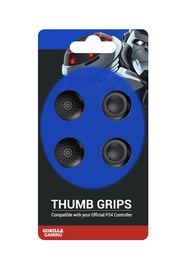 Gorilla Gaming PS4 Thumb Grips (4 Pack) for PS4 image